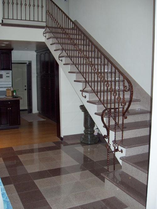 ступени для лестниц из камня